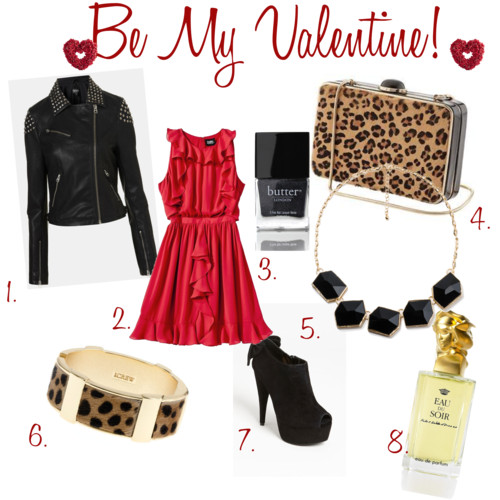 Valentine's Night Outfit