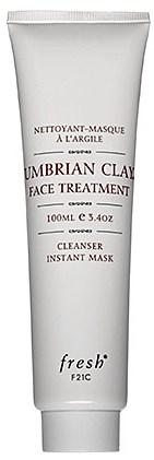 fresh Umbrian Clay Face Treatment $48