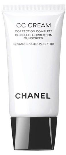 CHANEL CC Cream Complete Correction Sunscreen Broad Spectrum SPF 30 $55