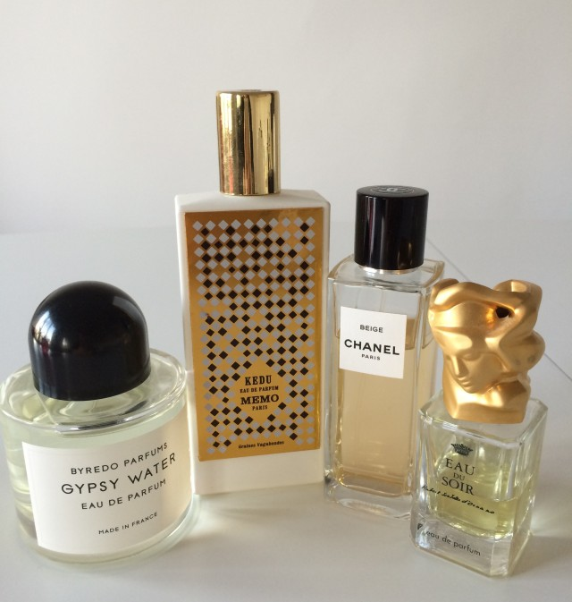 Favorite perfumes - Pink-Layers.com